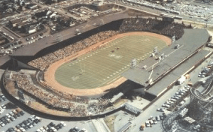 The original Empire Stadium
