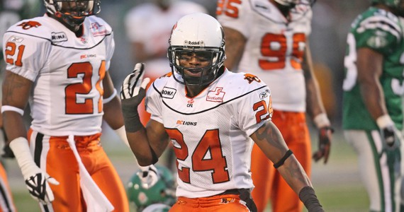 Korey Banks - Photo by BCLions.com