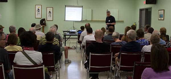 Big Cedar Lake Stewardship Association AGM 2012