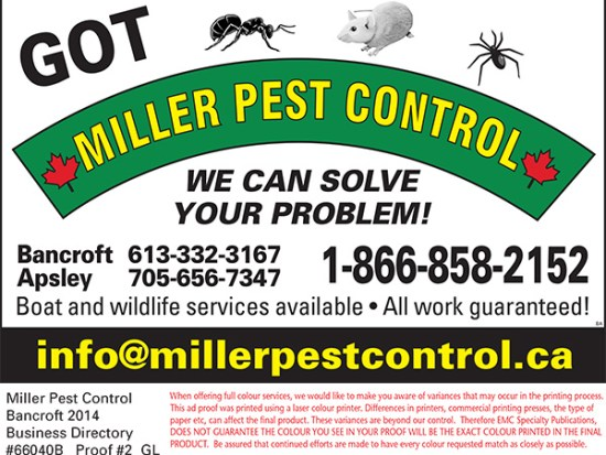 Miller Pest Control