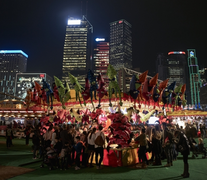 The AIA Great European Carnival