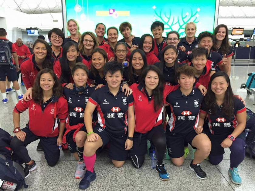 Hong Kong Women's Squad