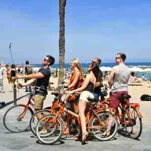 Barcelona Bicycle Tour