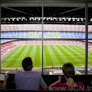 Camp Nou Museum & Stadium Tour