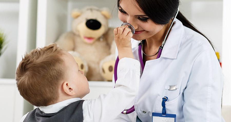 Tratamientos de las enfermedades de niños y adolescentes
