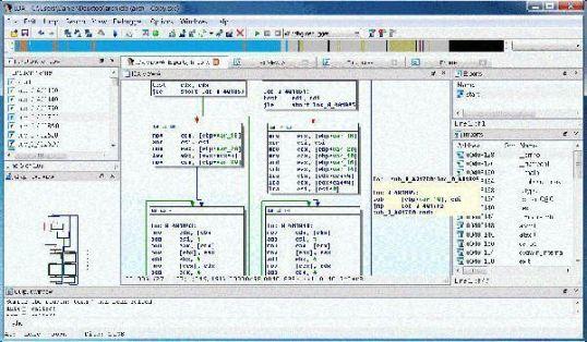 Ida, análisis de Malware y forense
