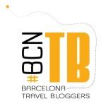 Logo Barcelona Travel Bloggers (#bcnTB)