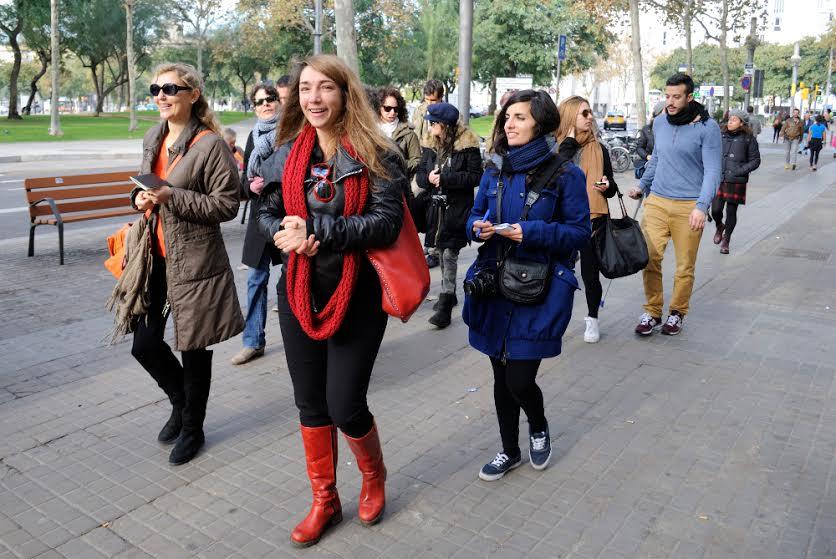 Ruta histórica por la Barceloneta