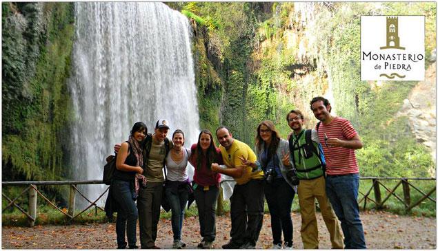 Blogtrip al Monasterio de Piedra, Zaragoza. En abril 2014