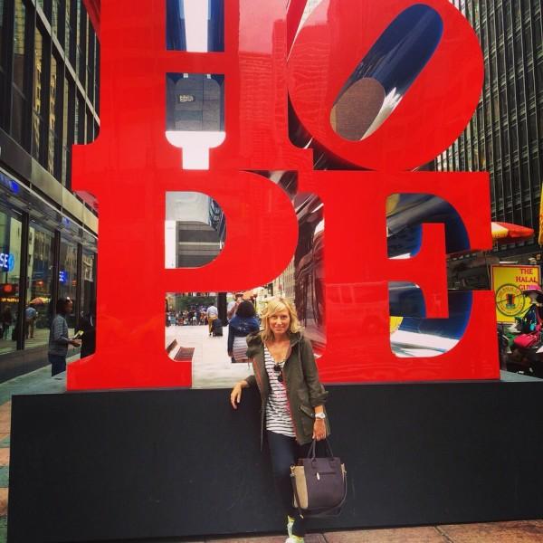 Entrevista a Sandra Mariages del blog Voy a NYC