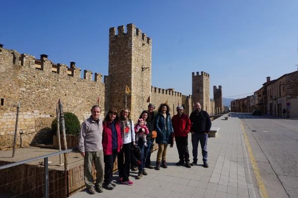 Un paseo por Montblanc Medieval