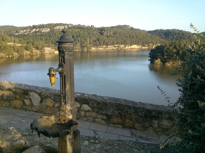 Embalse del Foix - Castellet i La Gornal