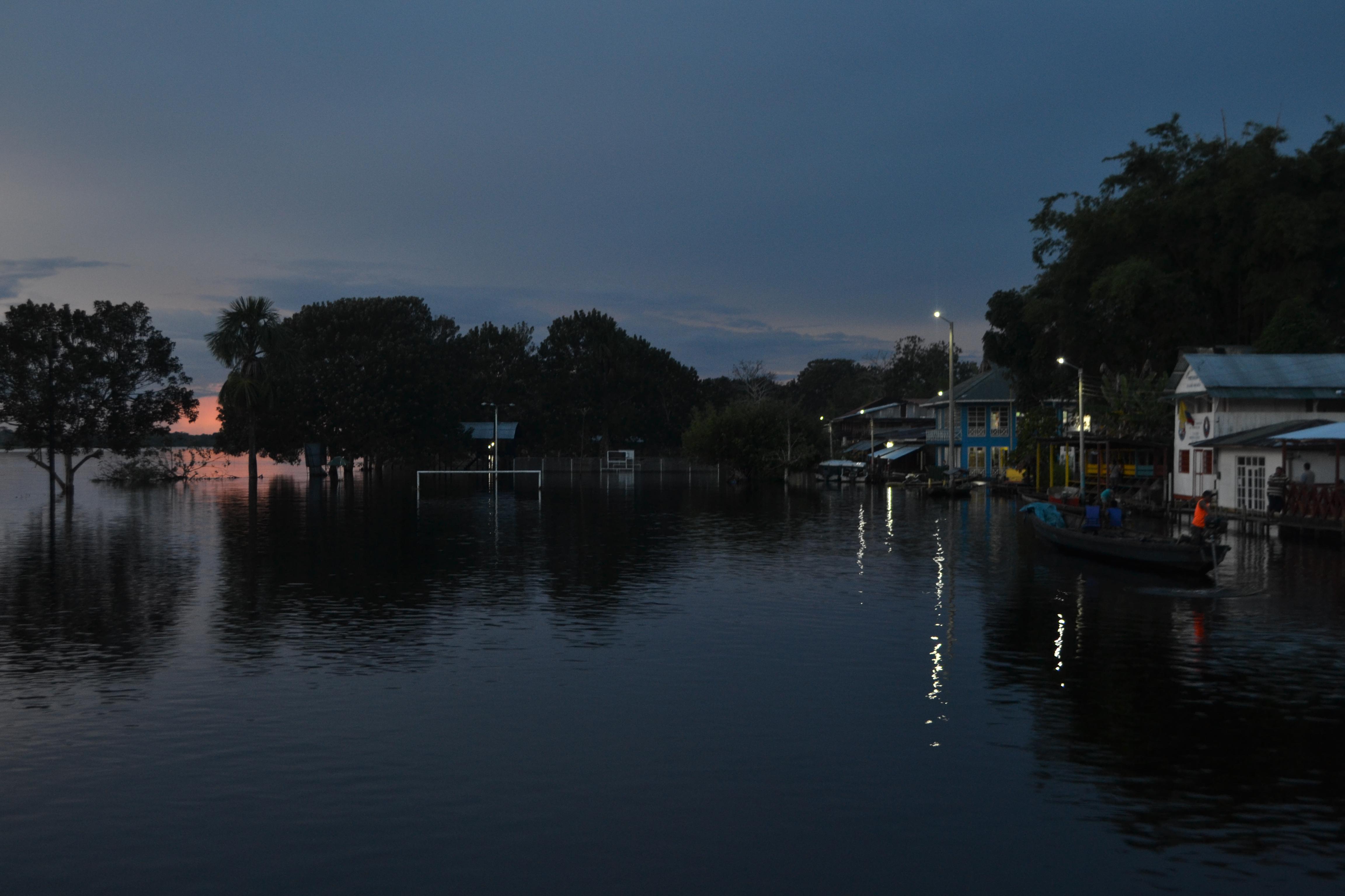 Puerto Nariño, de la Amazonía Colombiana para el Mundo
