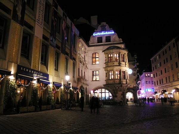 cervecerías Munich