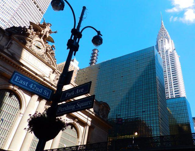Rascacielos de NY