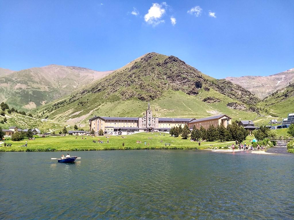 Así fue la excursión a Vall de Núria en el #BcnTB4