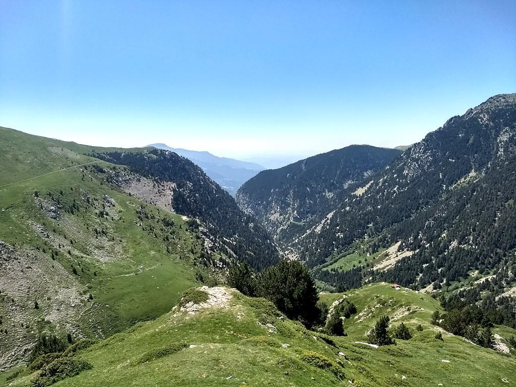 Pic de l'Aliga, Vall de Núria