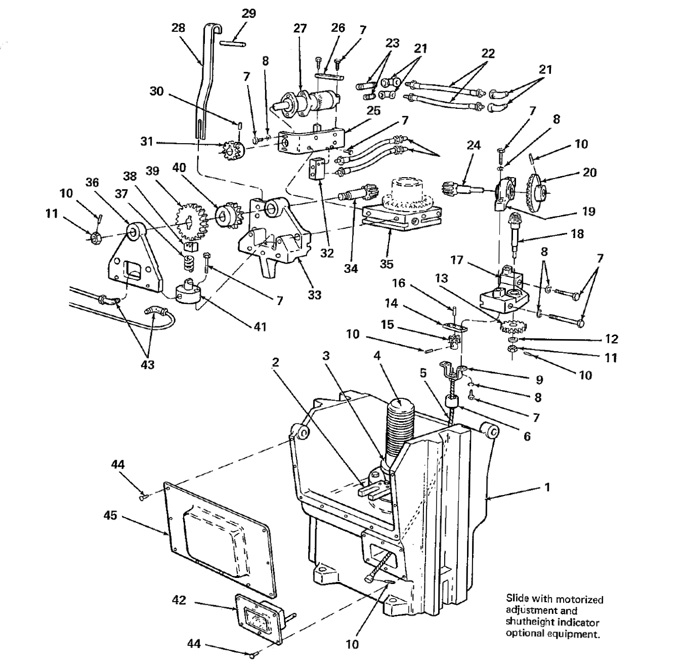 C 75 And C 110 Service Manual
