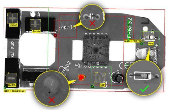 Verificación Ensamblaje PCB
