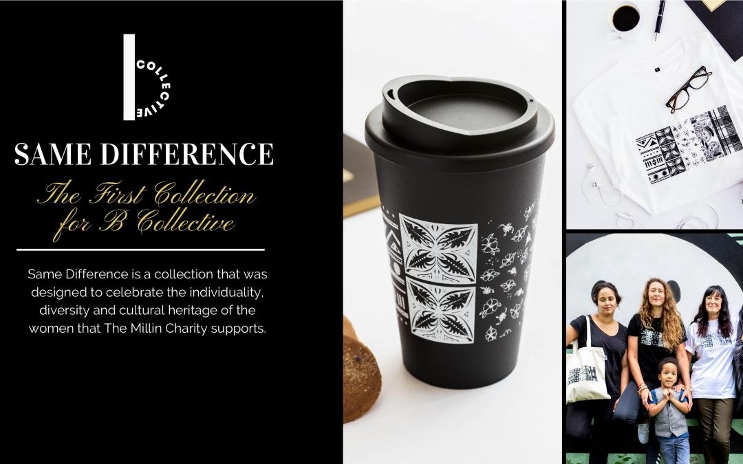 SAME DIFFERENCE – THE NEW RANGE BY B COLLECTIVE