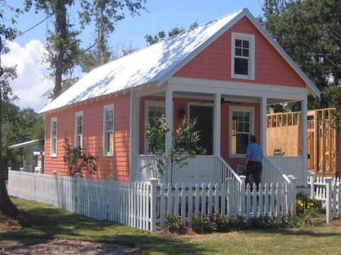"The ""Katrina Cottage"""