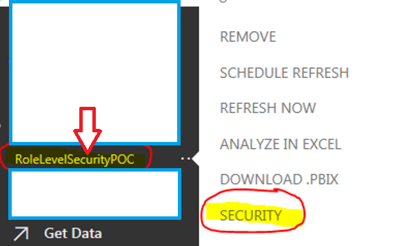 Dynamic Role Level Security in Power BI