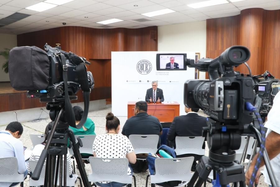 BCR mantiene en 2.3% crecimiento económico para 2019 PORTADA-VerdadDigital.com-