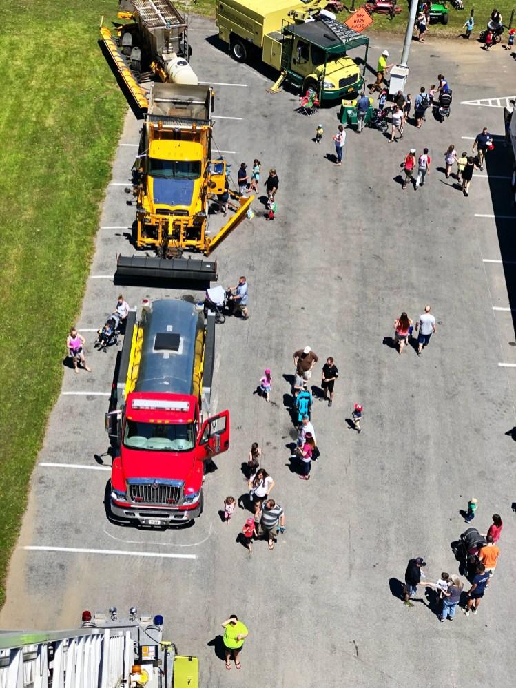 Little Kids Big Trucks 2019