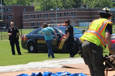 Mock DWI Demonstration