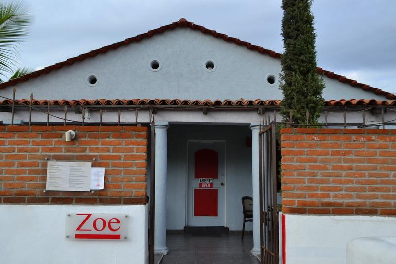 Restaurante Zoe 1