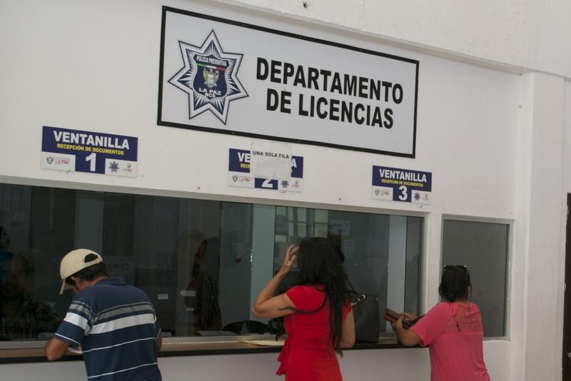 Transito La Paz 4