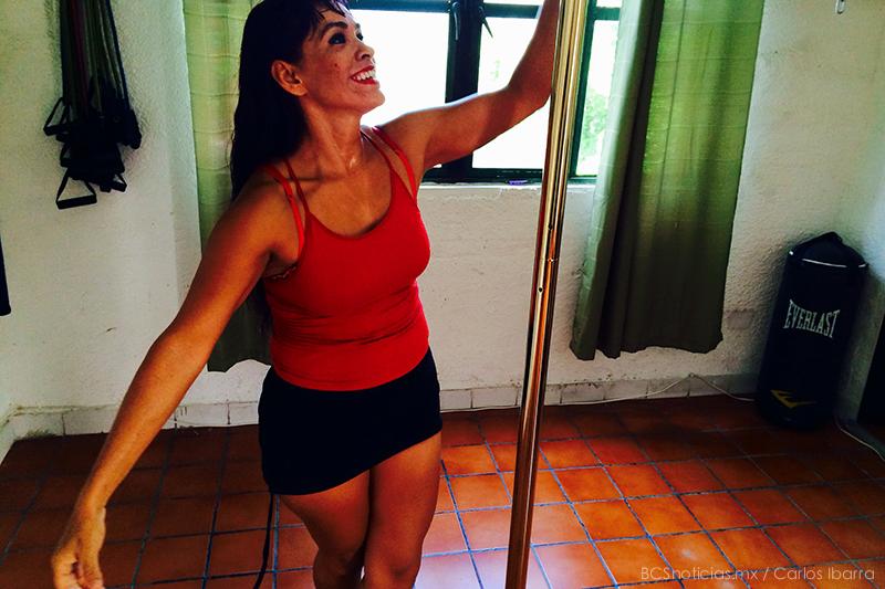 bailarina tubo paulina sosa 3