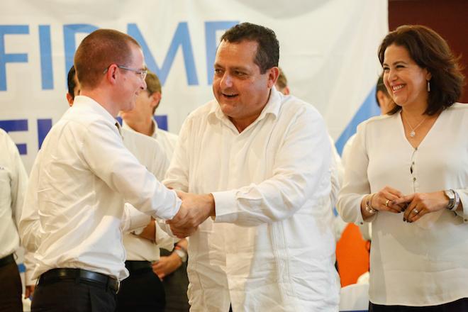 Carlos Mendoza senadores PAN 3