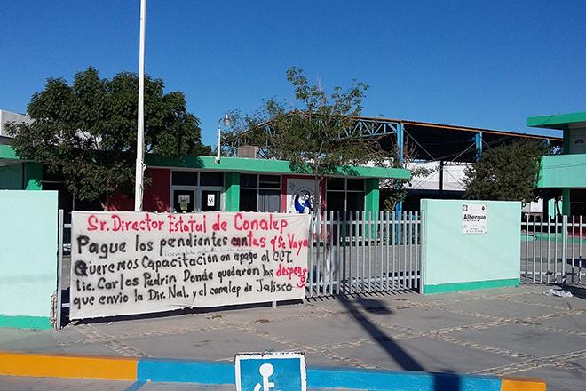 Conalep La Paz 2