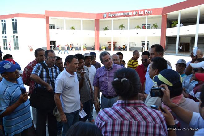 Ayuntamiento La Paz pepenadores 2