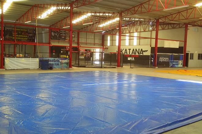 Katana MMA 1