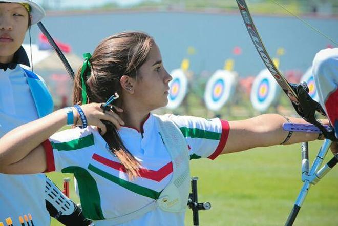 Viviana Diaz Pentathlon