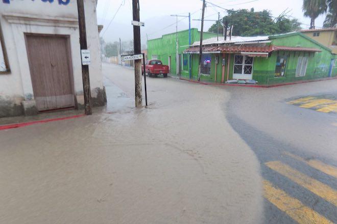 lluvia santa rosalia depresion tropical
