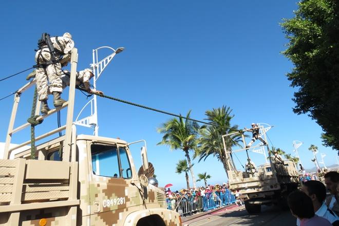 cuerda curce militares