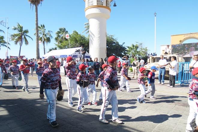 desfile besibol