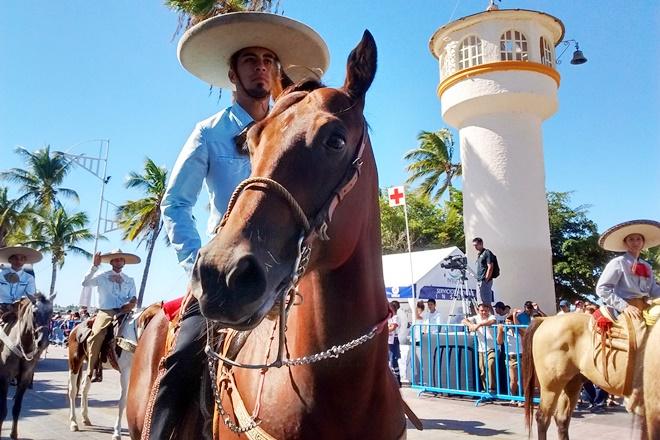desfile caballos
