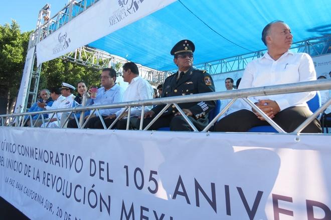 desfile funcionarios