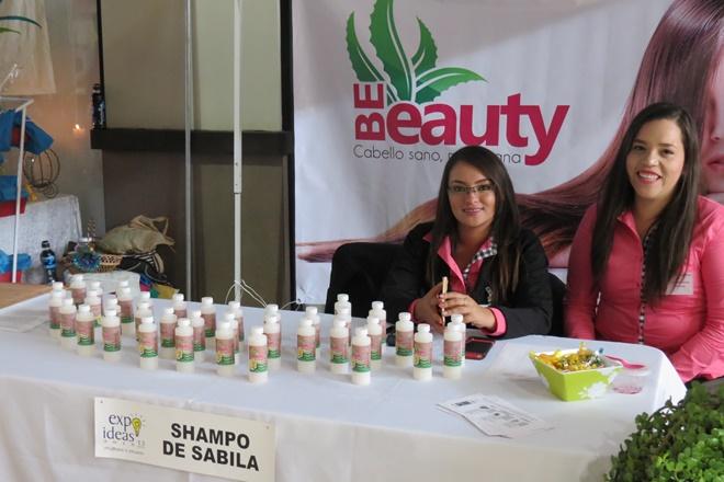 expo ideas shampoo