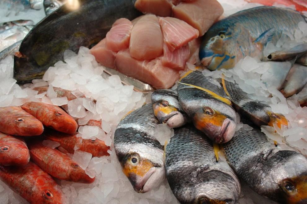 Resultado de imagen para pescado fresco bcs