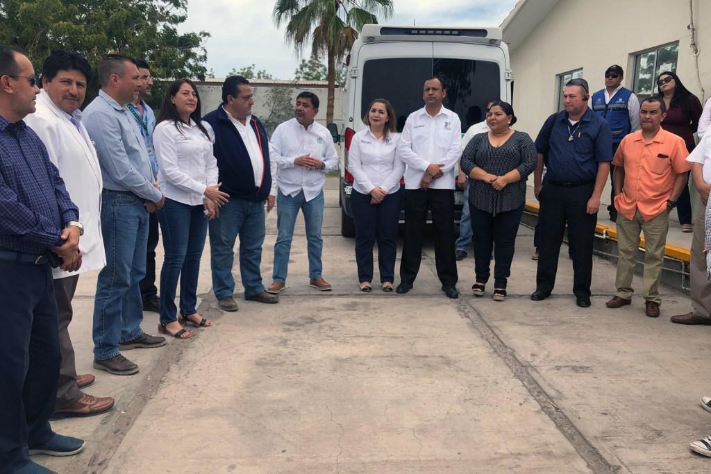 Entre las obras se contempla la ampliación en el número de consultorios de Medicina Familiar, en Santa Rosalía