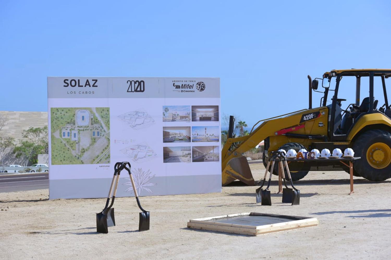 Inicia la construcción de la nueva sede del ATP Los Cabos
