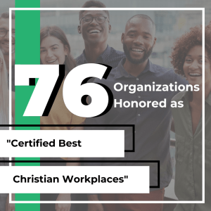 "76 Organizations Honored as ""Certified Best Christian"