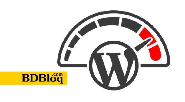 WordPress Speed Optimization ওয়ার্ডপ্রেস ওয়েবসাইটের গতি বৃদ্ধি করার সম্পূর্ণ গাইড