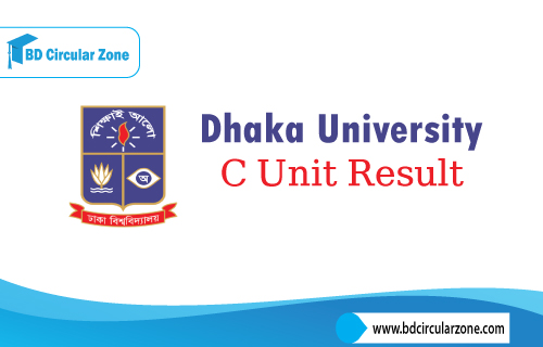 Dhaka University C Unit Result 2019-20