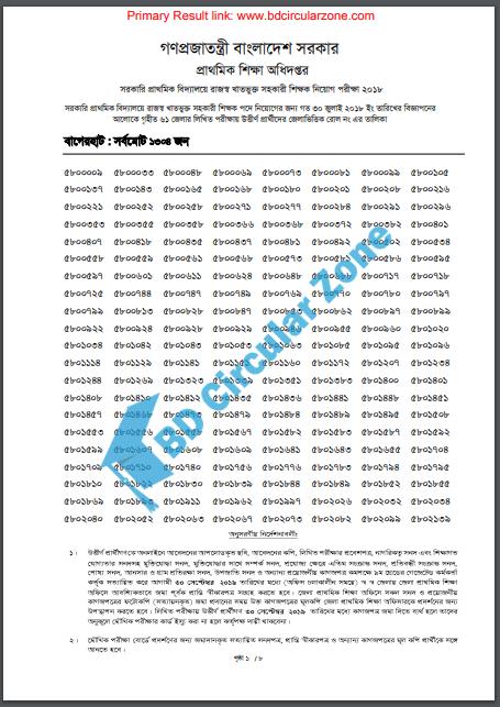 primary result 2019 PDF